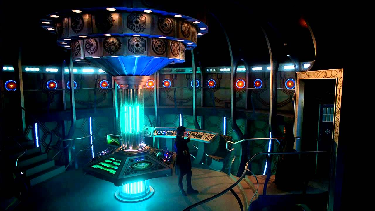 Doctor Who Tardis Interior SFX 10Minutes