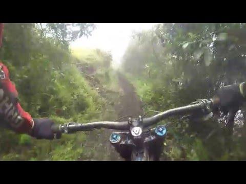 Downhill Volcano Bike 2016