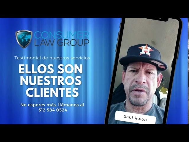 Testimonial de nuestros clientes: Saúl Rolon