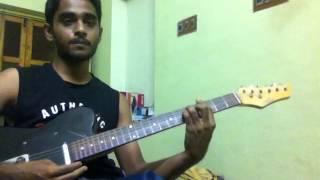 Thumbi vaa/sangathil guitar lead instrumental