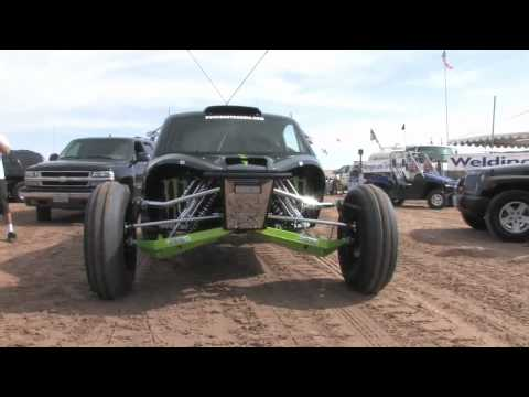 A DAY IN GLAMIS WITH MONSTER ENERGY'S BUCKSHOT RACING BUGGY