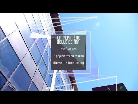 La Pépinière de la Belle de Mai - Marseille Innovation