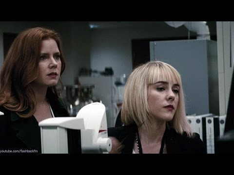 Batman v Superman - Jena Malone scene #1