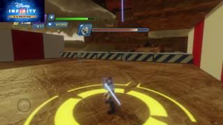 Obi-Wan Kenobi vs General Grievous(Utapau)