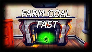 Fastest Way To Farm Coal l Fortnite Save The World