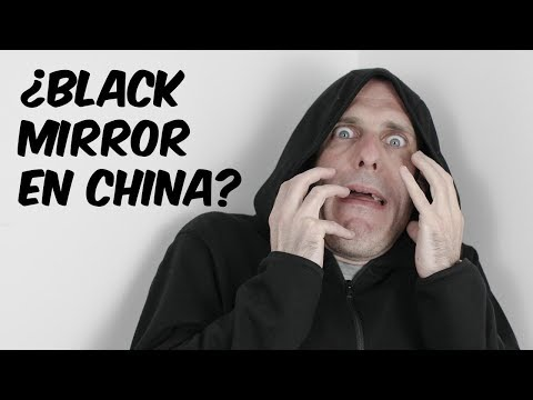 Is China like Black Mirror?