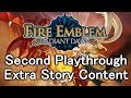 Fire Emblem: Radiant Dawn - Extra Story Content on a Second Playthrough