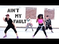 All of the ZARA LARSSON - AIN'T MY FAULT | Official Class Choreography Video Songs