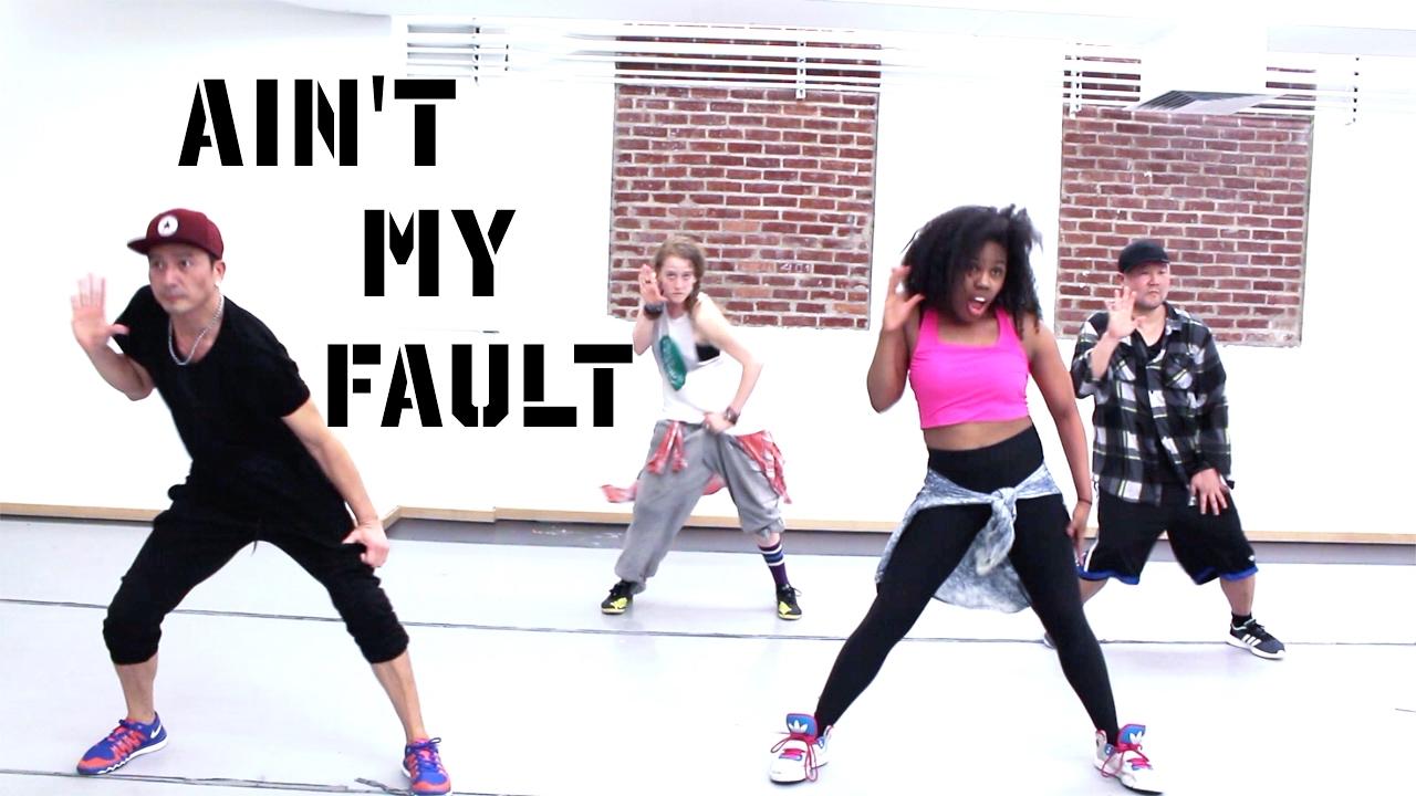 Aint My Fault - Zara Larsson - Easy Fitness Dance