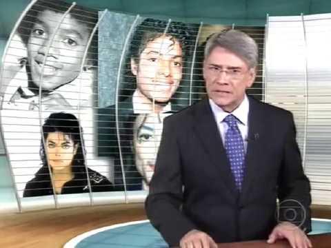 Michael Jackson - Globo Reporter