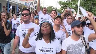 BA308_UNIMAGDALENA se une al movimiento nacional de universidades públicas