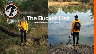 TWWS Ep06 || Bucket List Shots for 2021 || Dorset Filmmaker