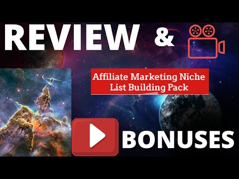 Affiliate Marketing List Building Pack Review~ Watch Affiliate Marketing List Building  B4 you buy~