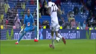Real Madrid vs Rayo Vallecano 5-0 ~ All Goals & Highlights [29/03/2014]
