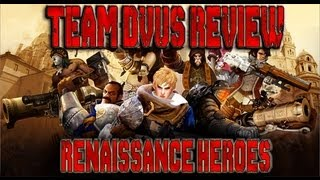 Renaissance Heroes | A Free To Play Review