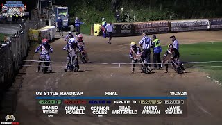 6 Rider Final : US Style Handicap Challenge Individual : Isle of Wight : 19/08/2021