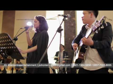 Love On Top Beyonce Live by Lemon Tree Wedding Entertainment Jakarta (dea hivi)
