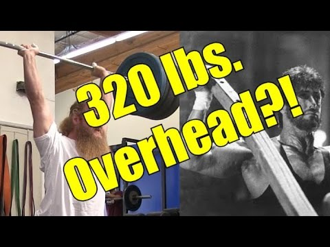 how to power clean alan thrall