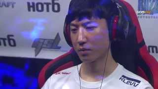 Byul vs INnoVation ZvT Code S Final, Part 3 2015 HOT6 GSL Season 3   StarCraft 2