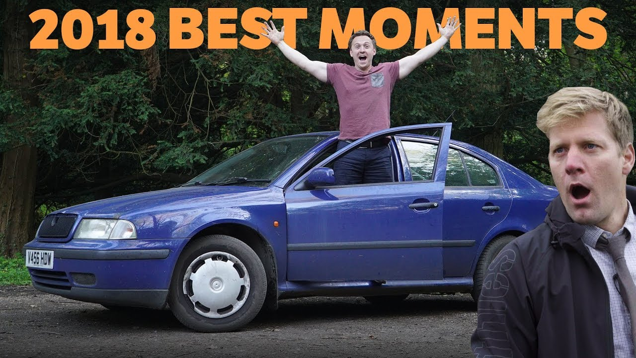 The Best 2018 Car Throttle Moments, & RX-8 Series Teaser!