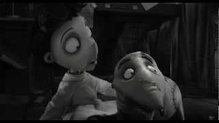 Frankenweenie - From Tim Burton - First Trailer | Official Disney HD