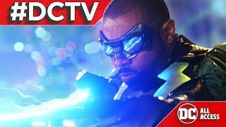 #DCTV: Black Lightning's Life in Danger, Supergirl Fights New Worldkiller, Team Arrow Reunites