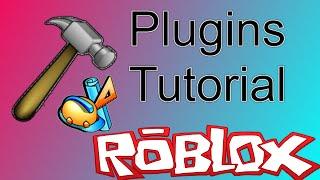 ROBLOX Tutorial: So erhalten Sie Plug-Ins + Tipps! | -2015 Kommentar HD