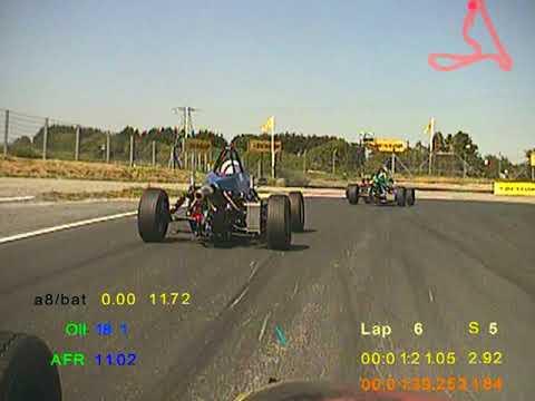 Crowne Plaza Irish Formula Vee Champioship Round 6
