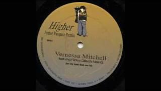 Higher Junior Vasquez Featuring Vernessa Mitchell