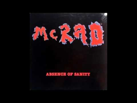 McRad - Absence Of Sanity (1987) FULL ALBUM