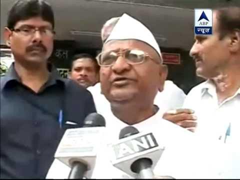 Congratulate Pranab Mukherjee for becoming first citizen, says Anna Hazare