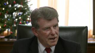 Governor Otter Affordable Care Act hurting job creation.mp4