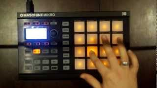 Maschine Tutorial: Pad Selection - DJ DivaLove