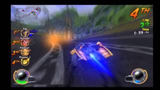 Jak X: Combat Racing -Deathdrome