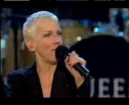 Annie Lennox - Why - Live