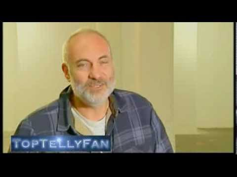 Kim Bodnia from The Bridge - interview (Channel 4 News, 1.2.14)
