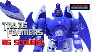 【トランスフォーマー スタジオシリーズ 】SS86-05 スカージ ヲタファの変形レビュー / Transformers Studio Series SCOURGE