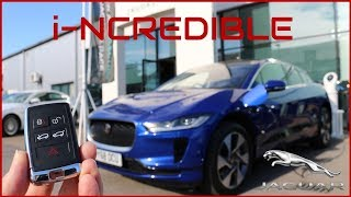 Jaguar I-Pace - At last...an EV you should buy ! [Full Road Test and Review]