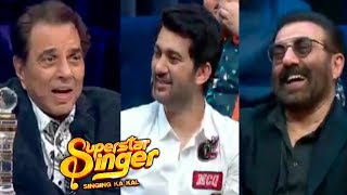 Karan Deol REVEALS Some FUN FACTS About Sunny Deol Dharmendra | Superstar Singer