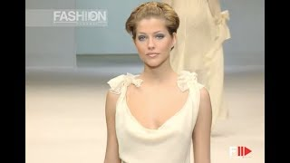 ALBERTA FERRETTI Fall 1994/1995 Paris - Fashion Channel