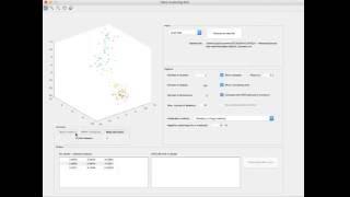 MATLAB k-means & k-medoids clustering