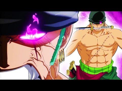 ZORO öffnet sein AUGE auf WANO!🌀 One Piece Theorie 2019