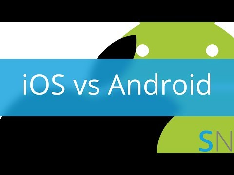 Android vs iOS #6, NerdCast