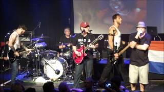 Bloodhound Gang Three Point One Four 3 14 HD Live 27 7 2013 Melkweg Amsterdam