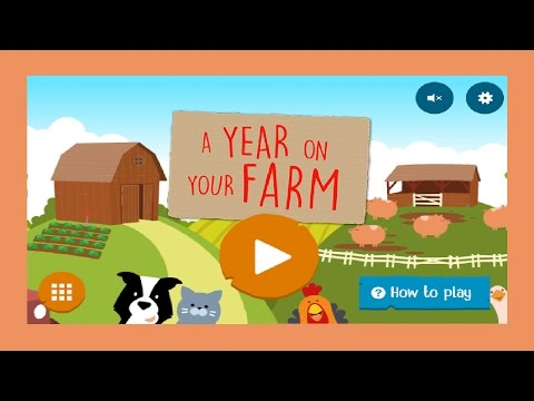 A Year On Your Farm - Cbeebies