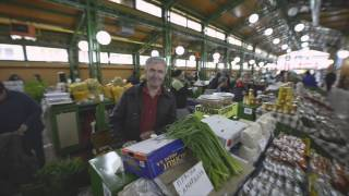 THE MARKET (STARA ZAGORA, BULGARIA)