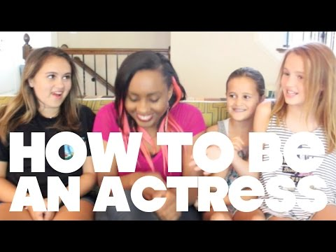 41 How To Be An Actress with Mary Charles, Maggie & Lillian Jones  TheJamieGrace
