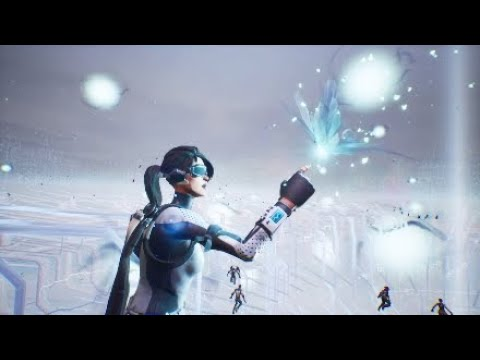 EXPLOSIÓN DEL CUBO EN FORTNITE (Gameplay)