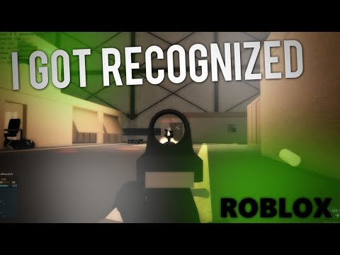 I GOT RECOGNIZED IN REAL LIFE... (roblox)