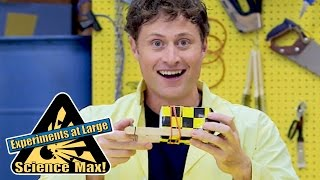 Science Max | Elastic Energy | Season1 Full Episode | Kids Science